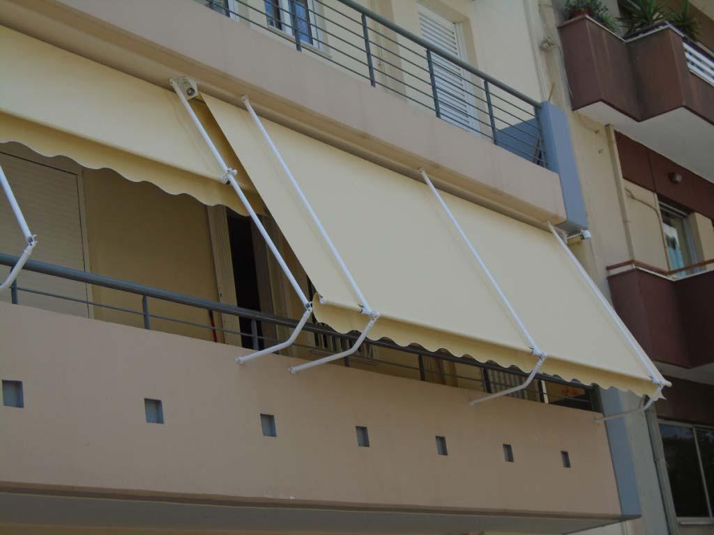 тенти за балкон