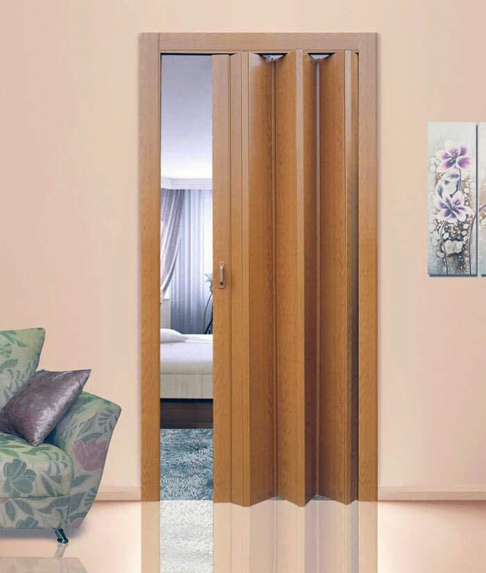 сгъваема врата
