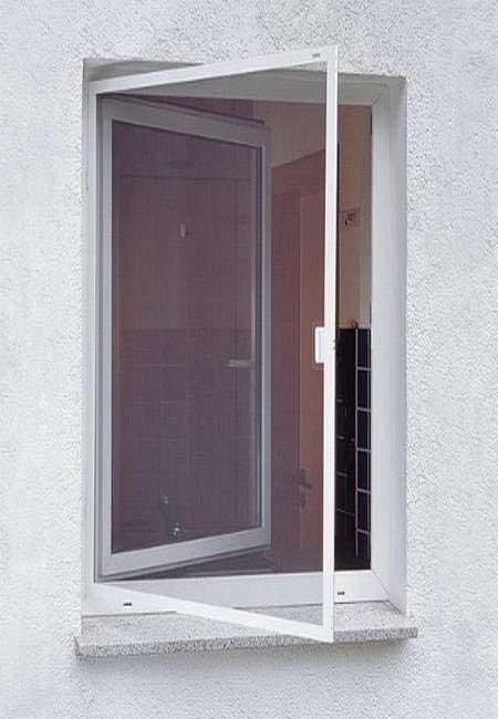 комарник-за-прозорец