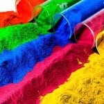 Прахово боядисване – Електростатично пръскане