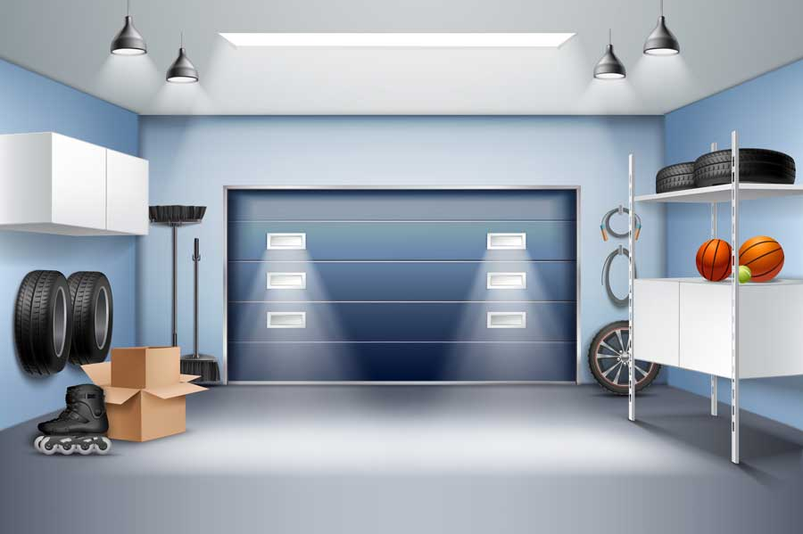 автоматични врати за гараж