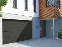 Секционна врата за гараж